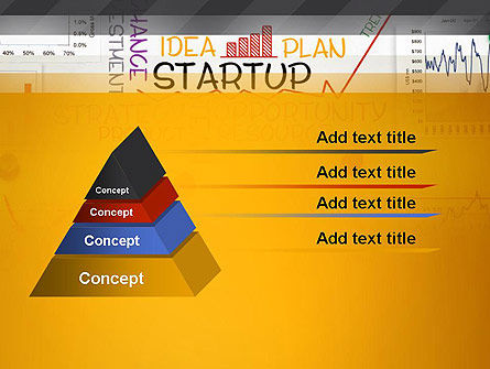 Startup Plan PowerPoint Template Slide 4