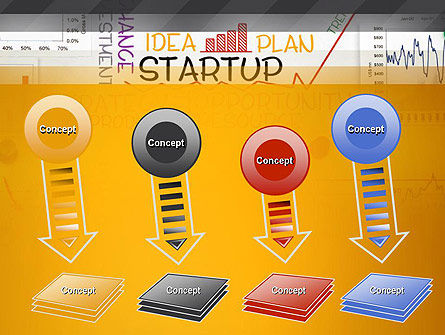 Startup Plan PowerPoint Template Slide 8