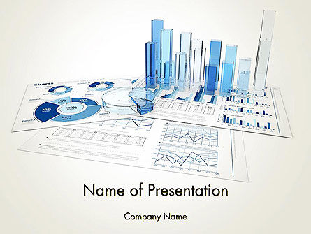 Consulting: Analyze Market Report PowerPoint Template #13493