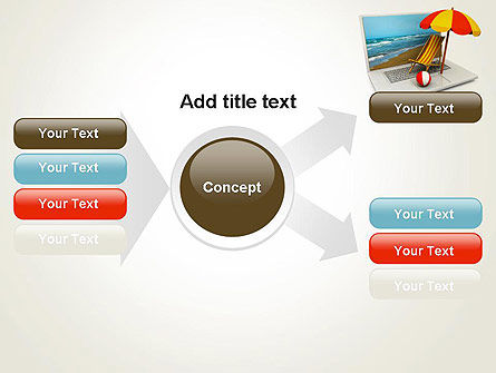 Online Booking PowerPoint Template Slide 14