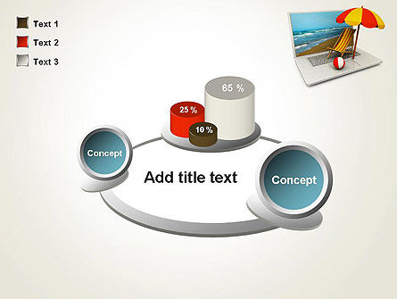 Online Booking PowerPoint Template Slide 16