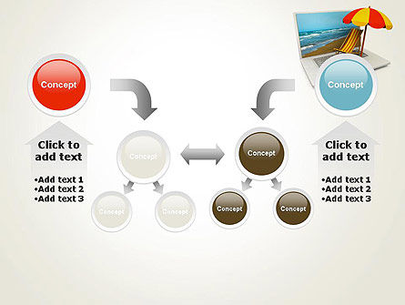 Online Booking PowerPoint Template Slide 19