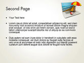 Online Booking PowerPoint Template#2