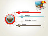Online Booking PowerPoint Template#3