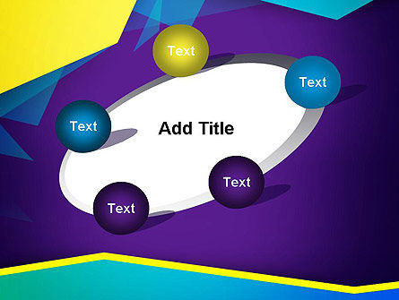 Abstract Cutted Edges PowerPoint Template Slide 14