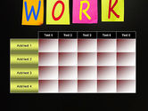 Work Planning PowerPoint Template#15