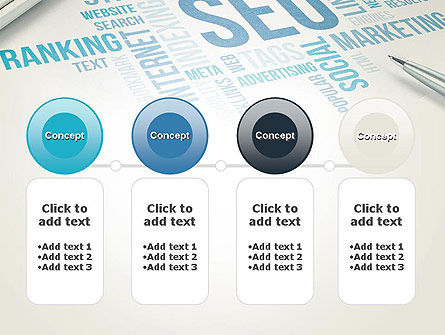 SEO Marketing PowerPoint Template Slide 5