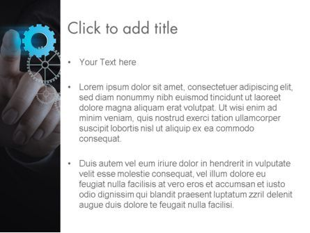 Project Launch Concept PowerPoint Template, Slide 3, 13504, Business Concepts — PoweredTemplate.com