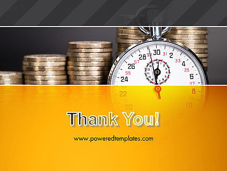 Financial Benchmarking PowerPoint Template Slide 20