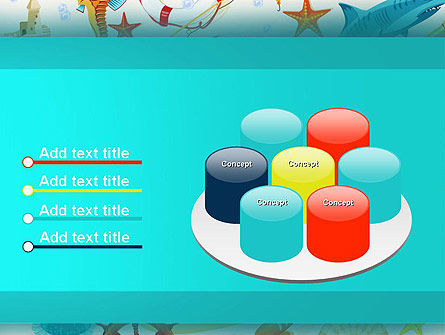 Marine Themed PowerPoint Template Slide 12