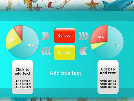 Marine Themed PowerPoint Template Slide 16