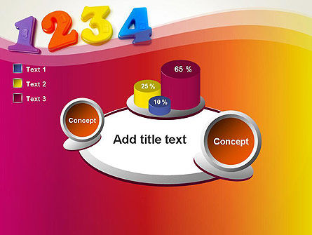 Teach Your Child Numbers PowerPoint Template Slide 16