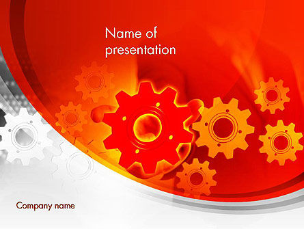 Business Concepts: Zakenman Oplossingsconcept PowerPoint Template #13517