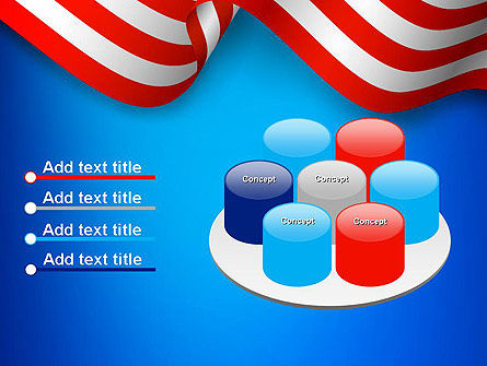 American Patriotism PowerPoint Template Slide 12