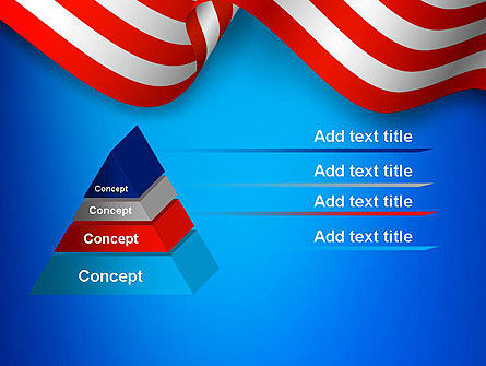 American Patriotism PowerPoint Template, Slide 4, 13518, America — PoweredTemplate.com