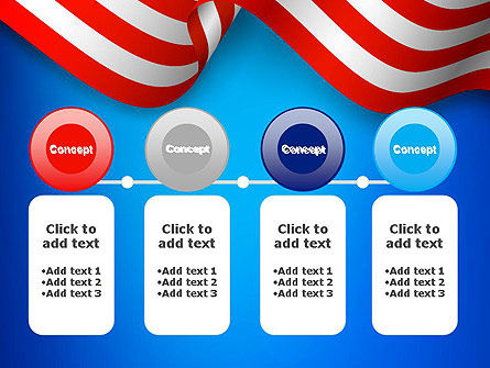 American Patriotism PowerPoint Template Slide 5