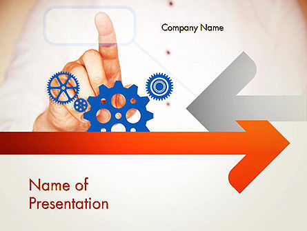 Consulting: Systems Integration PowerPoint Template #13523