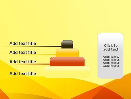 Abstract Fields PowerPoint Template Slide 8