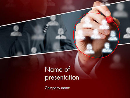 Business: Target Audience Analysis PowerPoint Template #13528