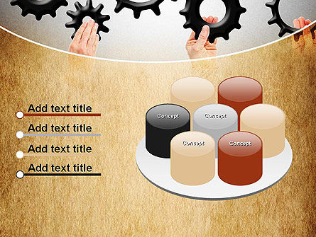 Building a System PowerPoint Template Slide 12