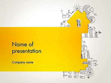 Solution Key PowerPoint Template