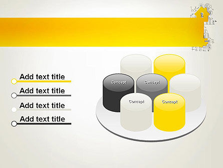 Solution Key PowerPoint Template Slide 12
