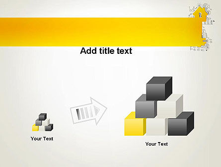 Solution Key PowerPoint Template Slide 13