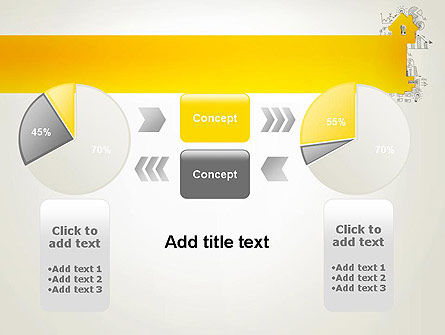 Solution Key PowerPoint Template Slide 16