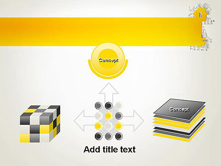 Solution Key PowerPoint Template Slide 19