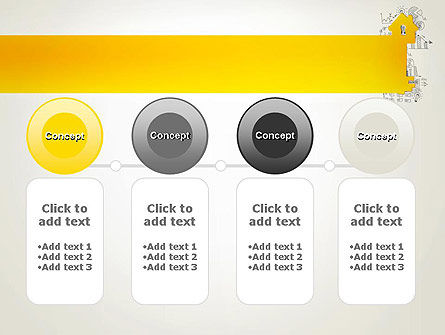 Solution Key PowerPoint Template Slide 5