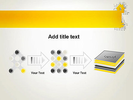 Solution Key PowerPoint Template Slide 9