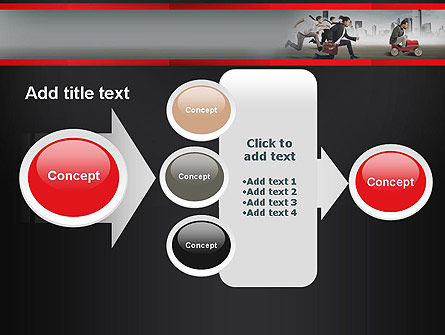 Compete PowerPoint Template Slide 17
