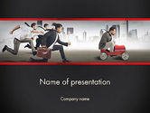 Education & Training: Compete PowerPoint Template #13538