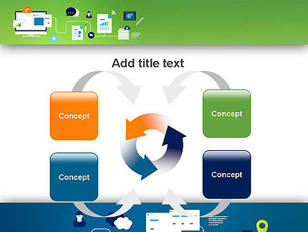 Business Process Management PowerPoint Template Slide 6