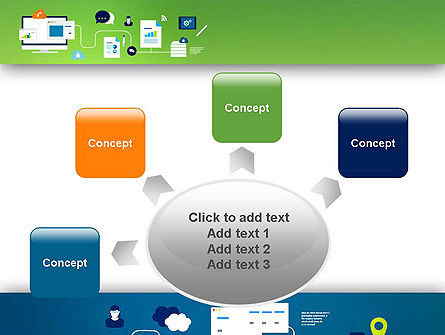 Business Process Management PowerPoint Template Slide 7