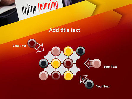Online Learning Services PowerPoint Template Slide 10