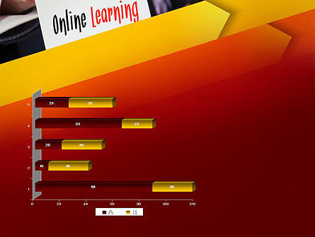 Online Learning Services PowerPoint Template Slide 11