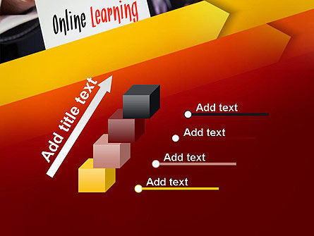 Online Learning Services PowerPoint Template Slide 14