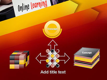 Online Learning Services PowerPoint Template Slide 19