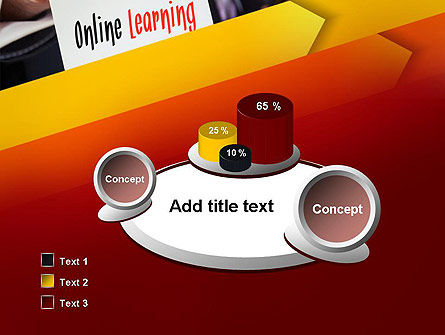 Online Learning Services PowerPoint Template Slide 6