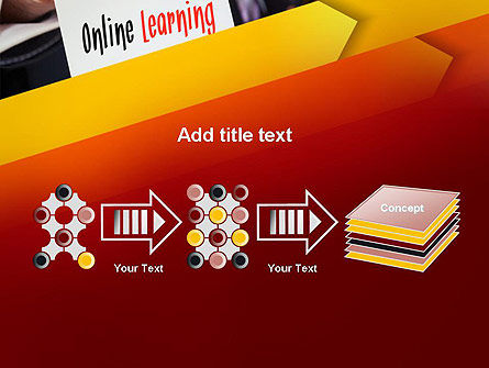 Online Learning Services PowerPoint Template Slide 9