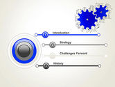 Working Business System Concept PowerPoint Template#3