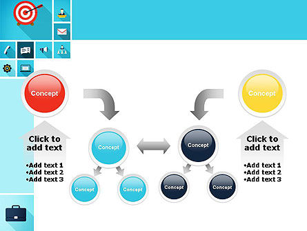 Goal and Mission Concept PowerPoint Template Slide 19