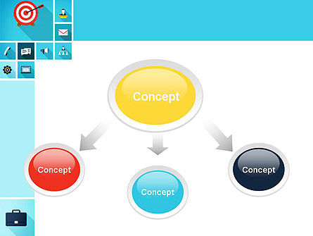 Goal and Mission Concept PowerPoint Template Slide 4