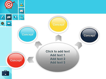 Goal and Mission Concept PowerPoint Template Slide 7