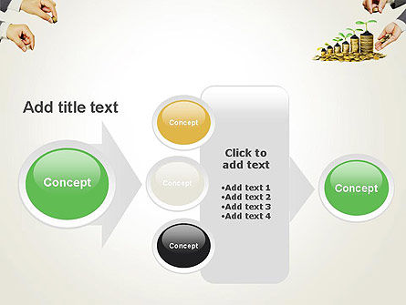 Good Investment PowerPoint Template Slide 17