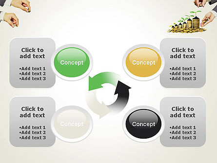 Good Investment PowerPoint Template Slide 9