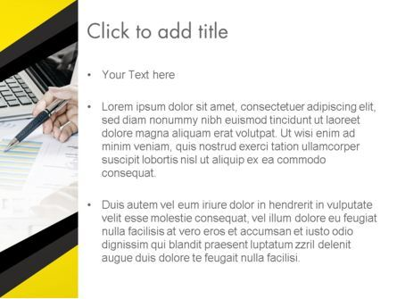 Company Internal Analysis PowerPoint Template, Slide 3, 13552, Business — PoweredTemplate.com