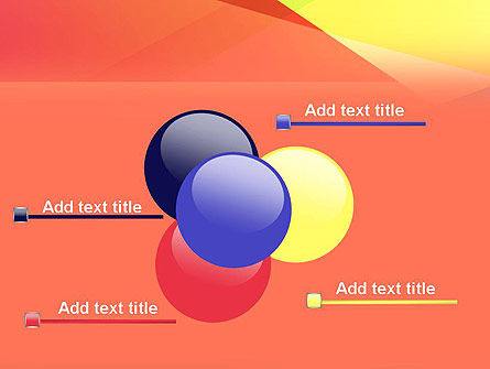 Color Intersection PowerPoint Template Slide 10