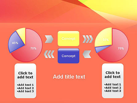 Color Intersection PowerPoint Template Slide 11